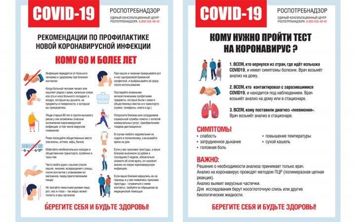 По борьбе с COVID-19
